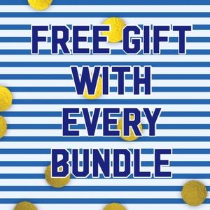 Other - Free Gift With Every Bundle Purchase